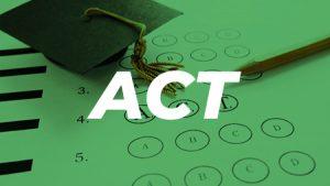 ACT Sınavı Hazırlık Kursu