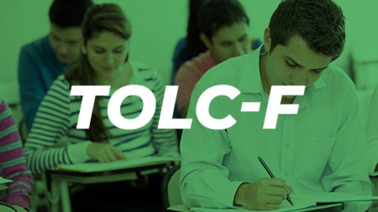 TOLC-F Sınavı Hazırlık Kursu