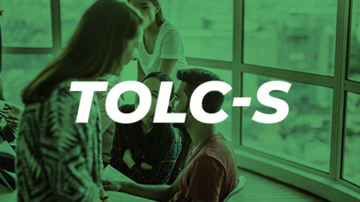 TOLC-S Sınavı Hazırlık Kursu